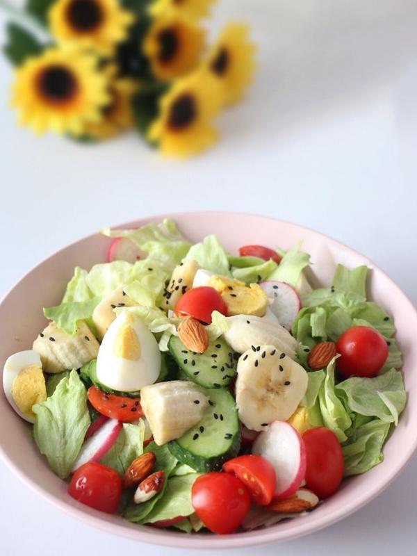 Tôi giảm cả 3kg, bụng gọn, eo thon chỉ sau 10 ngày ăn món salad siêu ngon này thay bữa tối-5