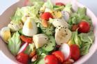 Tôi giảm cả 3kg, bụng gọn, eo thon chỉ sau 10 ngày ăn món salad siêu ngon này thay bữa tối