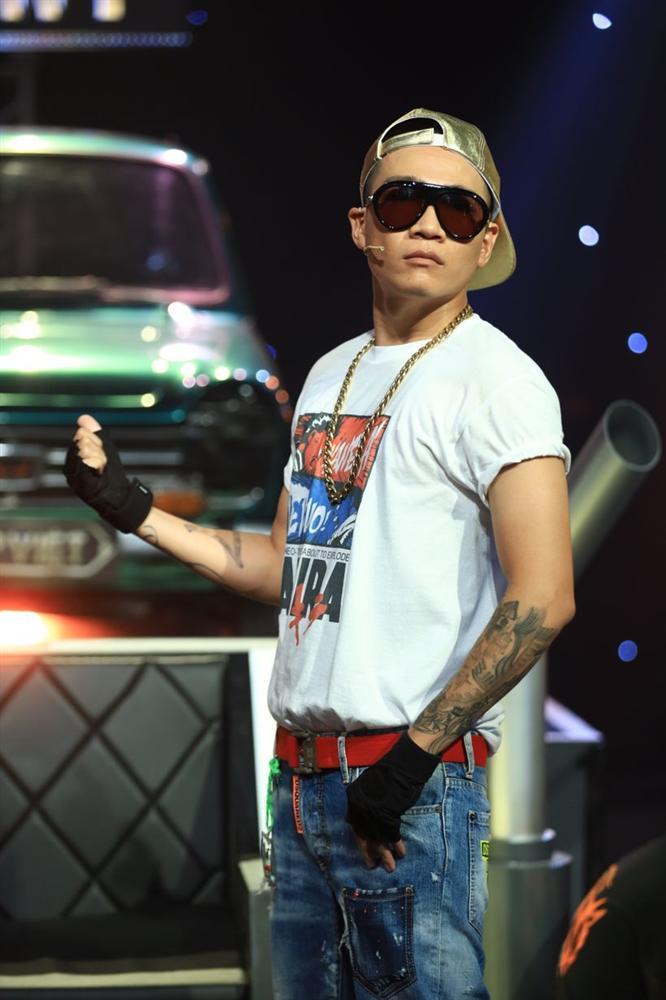 Vì sao Wowy trước sau bất nhất khi lựa chọn thí sinh Rap Việt?-1