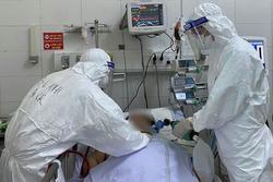 Nhân viên giao bánh Pizza nhiễm Covid-19 tại Hà Nội tiên lượng nặng