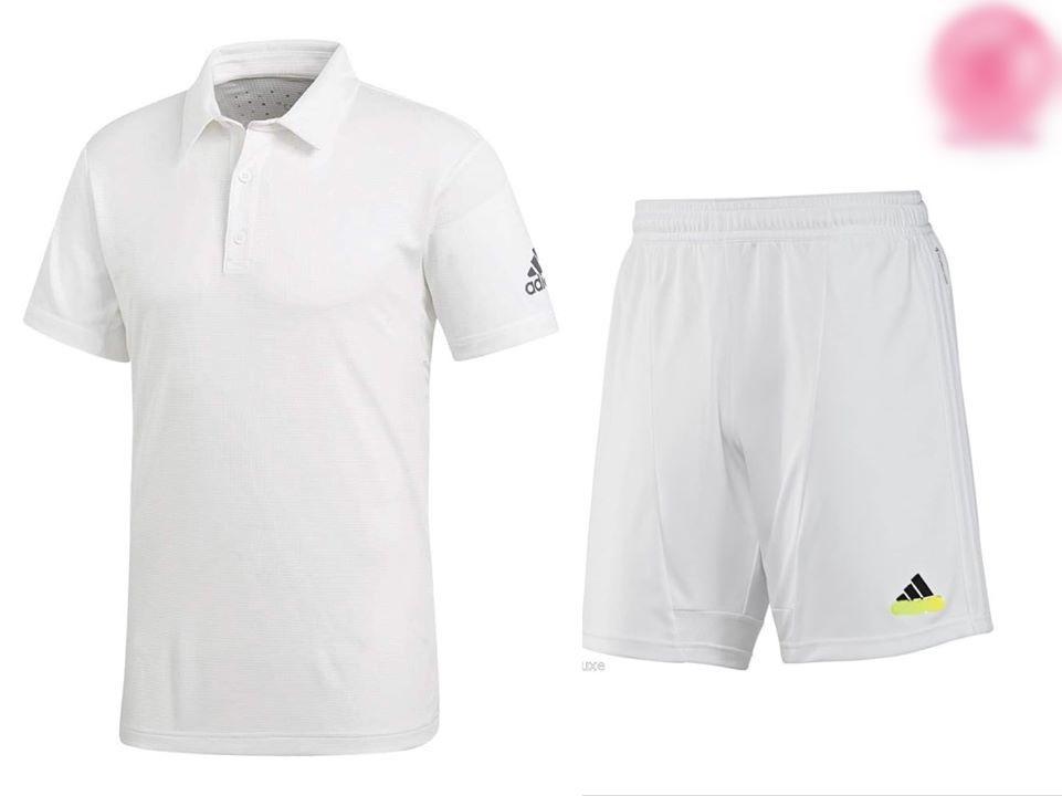 Bộ thể thao chồng Âu Hà My, áo choàng hồng Tuesday thành trang phục bị lêu lêu-7