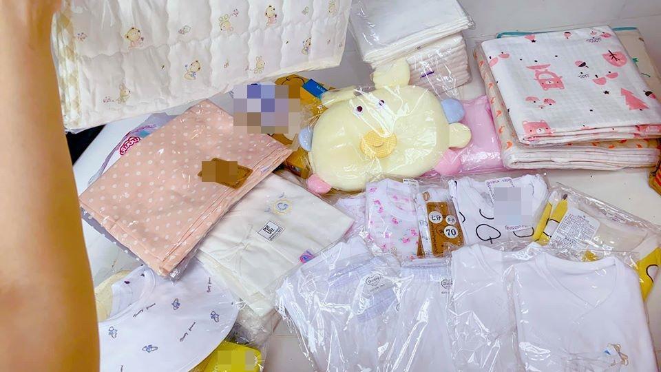 Khát con đến cuồng con, Pha Lê khuân cả siêu thị về cho ái nữ sắp chào đời-7