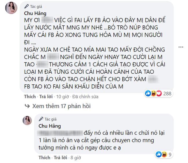 Hot girl 3 đời chồng tố Âu Hà My khinh người, bị chồng cắm sừng là nghiệp quật?-4