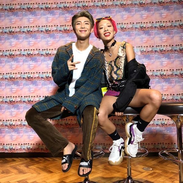 Hot K-Pop 13/8: RM – BTS song kiếm hợp bích Rina Sawayama sau 2 năm mòn mỏi-1