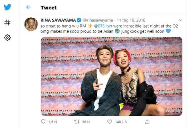 Hot K-Pop 13/8: RM – BTS song kiếm hợp bích Rina Sawayama sau 2 năm mòn mỏi-2