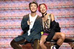 Hot K-Pop 13/8: RM – BTS 'song kiếm hợp bích' Rina Sawayama sau 2 năm mòn mỏi