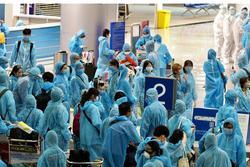 300 hành khách mắc kẹt tại Đà Nẵng về TP.HCM
