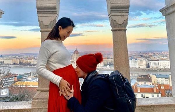 MC Hoàng Oanh gây xúc động với câu chuyện vượt cạn không có mặt chồng-4