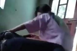 Thiếu nữ 17 tuổi ở Quy Nhơn bị bạn trai lừa đánh hội đồng, lột đồ quay clip tung lên MXH