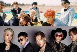 BTS, Big Bang vắng mặt trong top 10 bài hit thế kỷ 21 do Mnet bình chọn