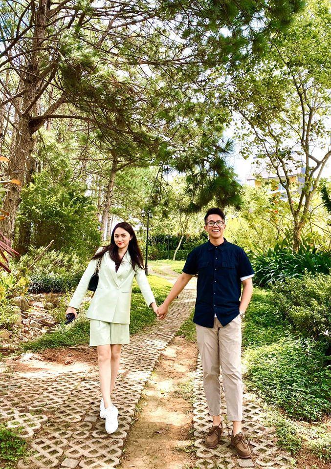 Giữa ồn ào yêu đương, hành động cực ngọt này của Hương Giang phải chăng là dành cho Matt Liu?-2