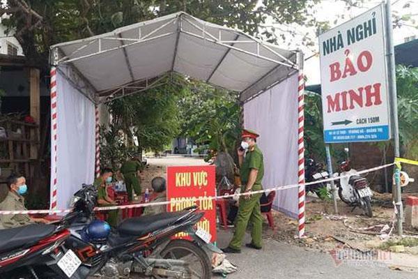 Bệnh nhân 36 tuổi ở Quảng Trị là F1 của 3 ca mắc Covid-19, tiếp xúc rất nhiều người-1