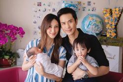 Hoa hậu hạnh phúc sau hai năm lấy Trịnh Gia Dĩnh