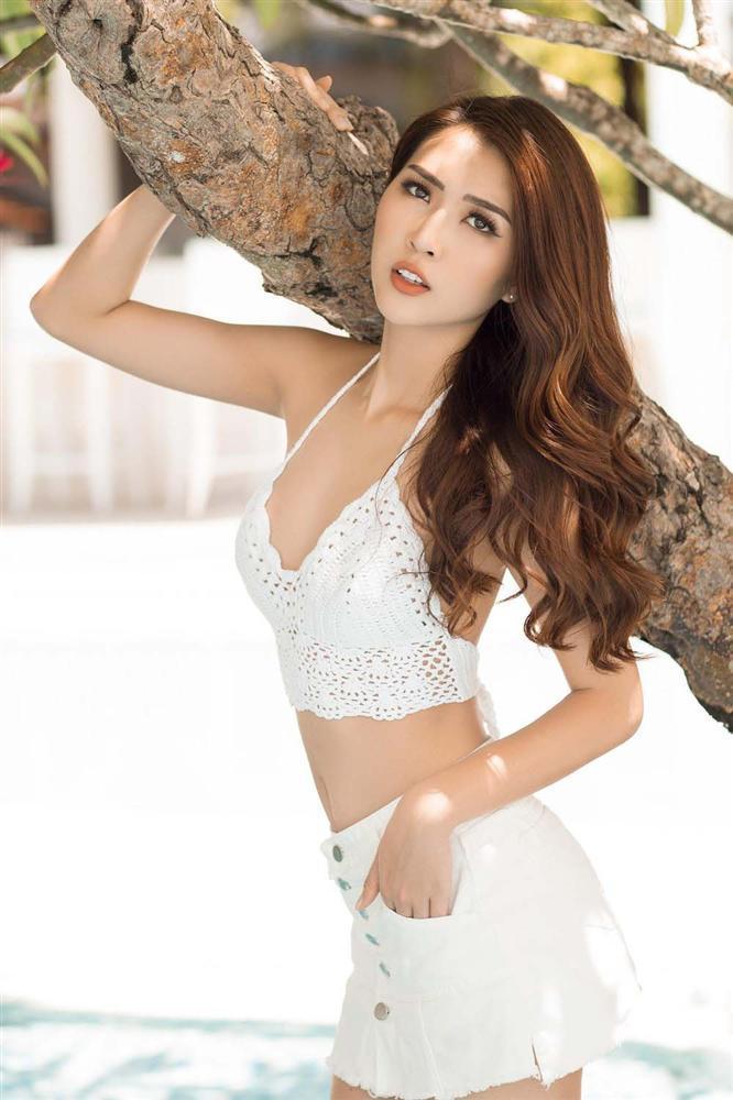 Hoa hậu Tường Linh bị chê dơ vì đăng status mời đàn ông đi ăn tối-2