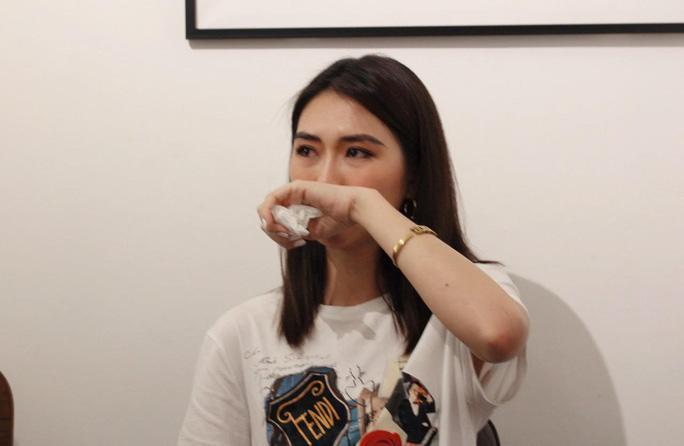 Hoa hậu Tường Linh bị chê dơ vì đăng status mời đàn ông đi ăn tối-3