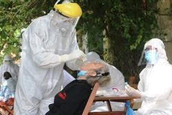 3 ca Covid-19 mới tại Quảng Nam đều là người nhà bệnh nhân 722