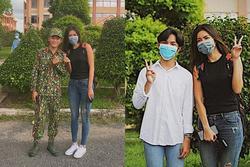 Minh Tú được trở về nhà sau 5 tháng mắc kẹt, 14 ngày cách ly tập trung
