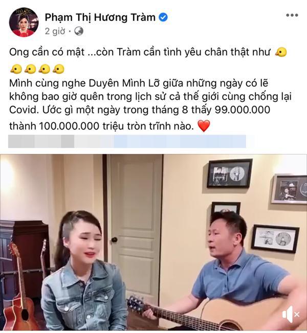 Hương Tràm hát cùng Bằng Kiều, ngồi chờ MV lên 100 triệu views-2