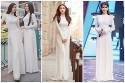 Hương Giang khoe ảnh áo dài trắng trên đất Pháp, 'trùm cuối' mới đáng trầm trồ