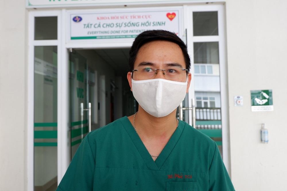 3 ca Covid-19 rất nặng ở miền Bắc tổn thương phổi từ 60-70%-1