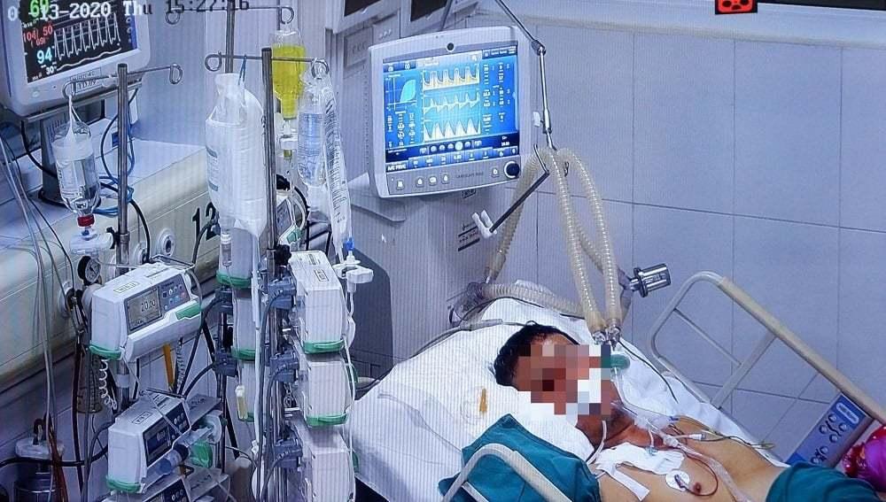 3 ca Covid-19 rất nặng ở miền Bắc tổn thương phổi từ 60-70%-2