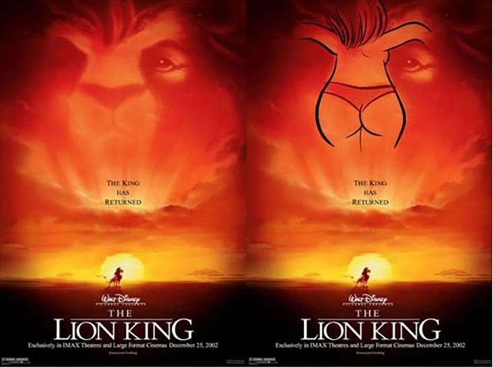 Loạt chi tiết ẩn dụ tình dục trong phim hoạt hình Disney-3