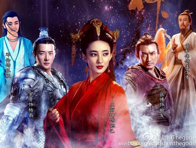 3 bộ phim Hoa ngữ được kỳ vọng bao nhiêu lại thất vọng bấy nhiêu-3