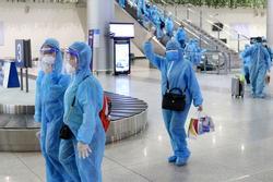 Thêm 1 ca nhập cảnh mắc COVID-19 , Việt Nam có 930 bệnh nhân