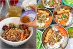 4 quán bún thịt nướng được người Sài thành yêu thích