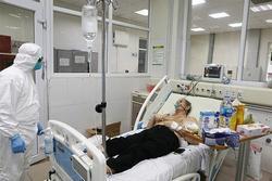 BV Bệnh Nhiệt đới Trung ương: 3 bệnh nhân COVID-19 tiến triển rất nặng, BN812 tổn thương 70% phổi