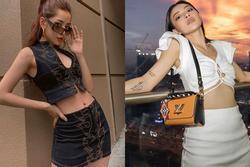 Những fashionista Việt 'phải lòng' phong cách matchy-matchy khoe dáng táo bạo