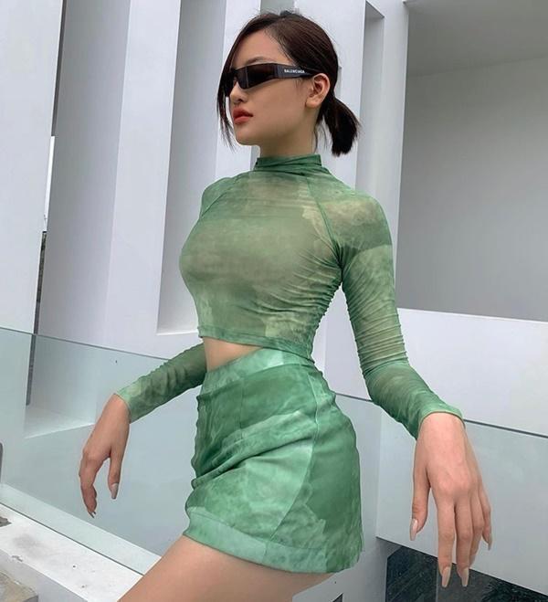 Những fashionista Việt phải lòng phong cách matchy-matchy khoe dáng táo bạo-8