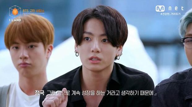 BTS khuyên thực tập sinh Hanbin của Việt Nam khi thiếu tự tin tại show của Big Hit-4