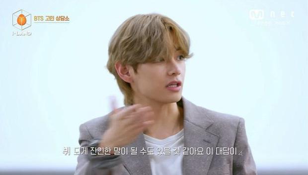BTS khuyên thực tập sinh Hanbin của Việt Nam khi thiếu tự tin tại show của Big Hit-5