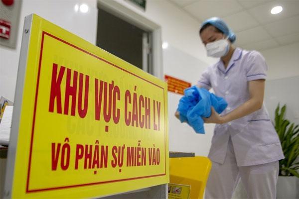 Ca dương tính Covid-19 thứ 10 ở Hà Nội tự cách ly từ sớm, không có F1-1
