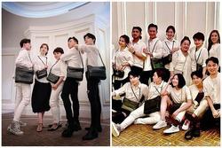 Trúc Nhân bị 'nhắc khéo' mua túi Chanel đồng phục với hội bạn thân Trấn Thành