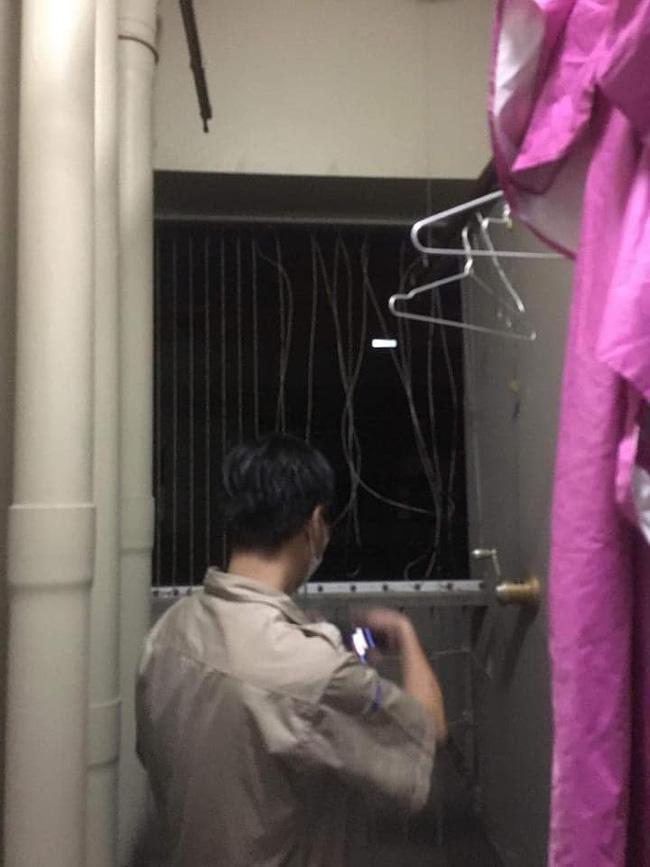 Nam thanh niên rơi từ tầng 28 tòa nhà chung cư ở Hà Nội sau cuộc cãi vã với bạn gái-2