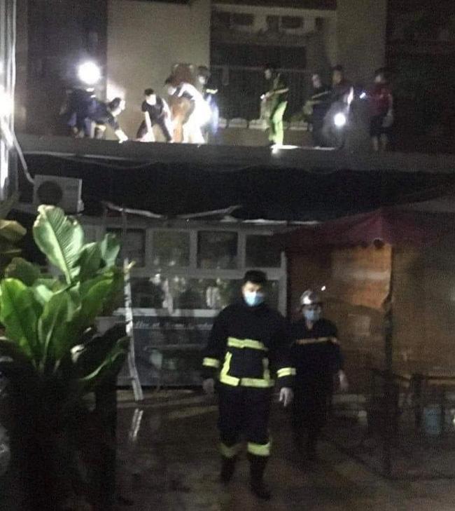 Nam thanh niên rơi từ tầng 28 tòa nhà chung cư ở Hà Nội sau cuộc cãi vã với bạn gái-1