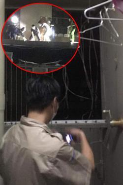 Nam thanh niên rơi từ tầng 28 tòa nhà chung cư ở Hà Nội sau cuộc cãi vã với bạn gái