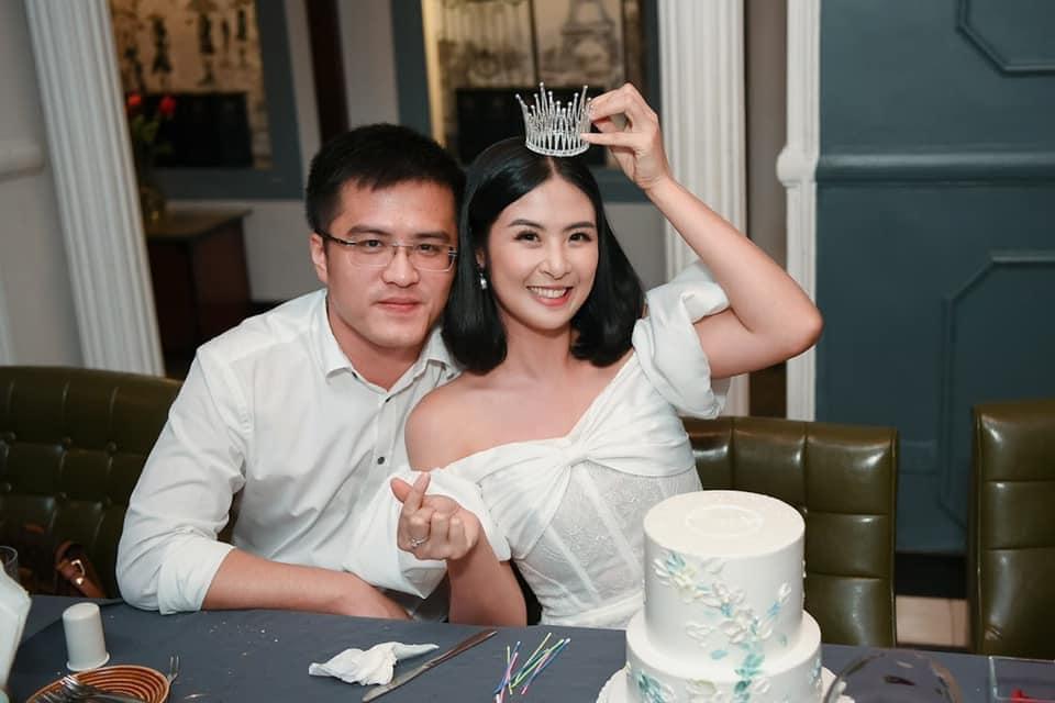 Gia đình chồng sắp cưới dành lời có cánh cho hoa hậu Ngọc Hân-5