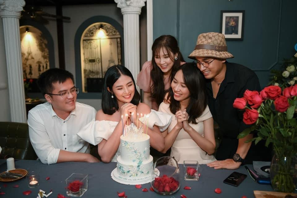 Gia đình chồng sắp cưới dành lời có cánh cho hoa hậu Ngọc Hân-4