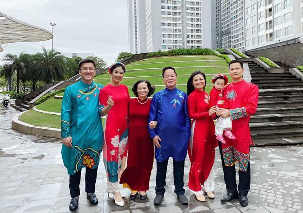 Gia đình chồng sắp cưới dành lời có cánh cho hoa hậu Ngọc Hân-11