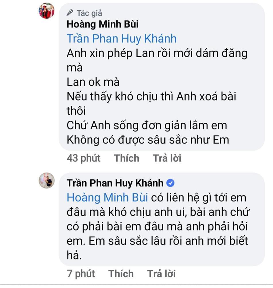 HOT: Hoàng Mập và Huy Khánh cãi nhau vì bài đăng chúc mừng sinh nhật Ngọc Lan-6