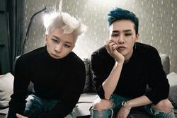 Taeyang đăng ảnh đặc biệt chúc mừng sinh nhật G-Dragon tròn 33 tuổi