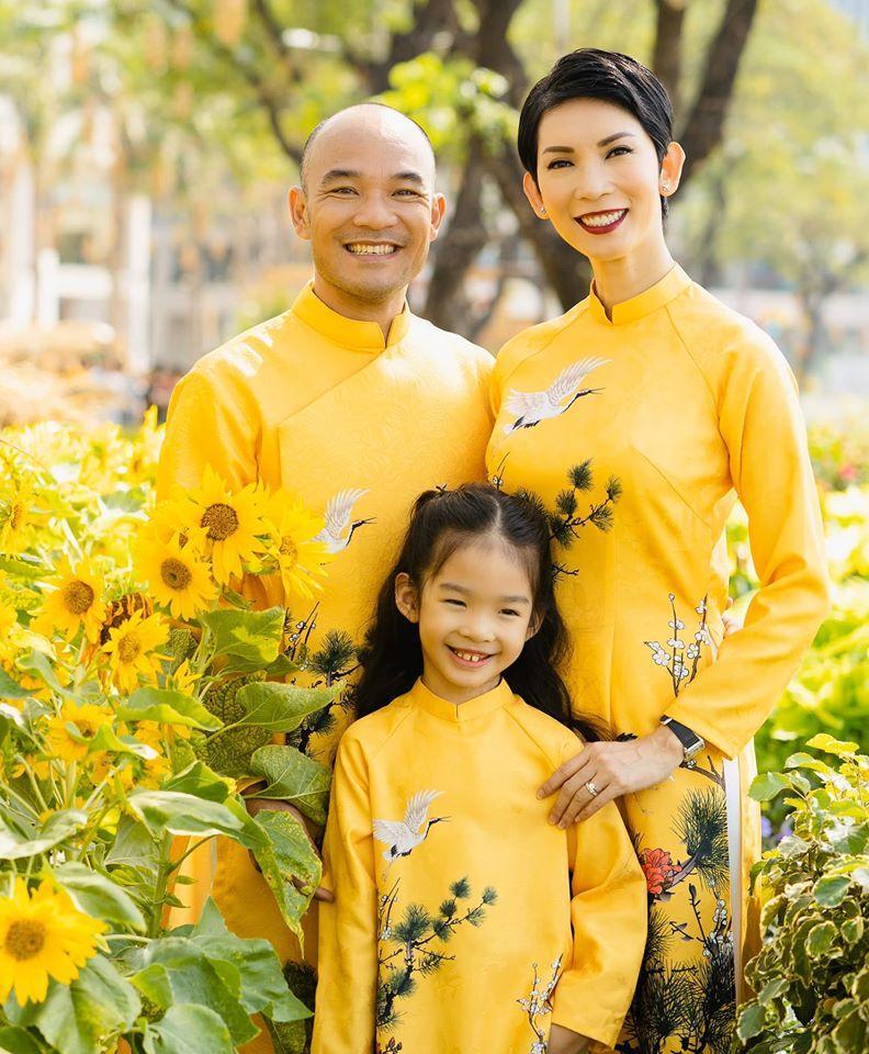 Xuân Lan tiết lộ Cổ Thiên Lạc là người yêu cũ, chồng Việt kiều phản ứng bất ngờ-4