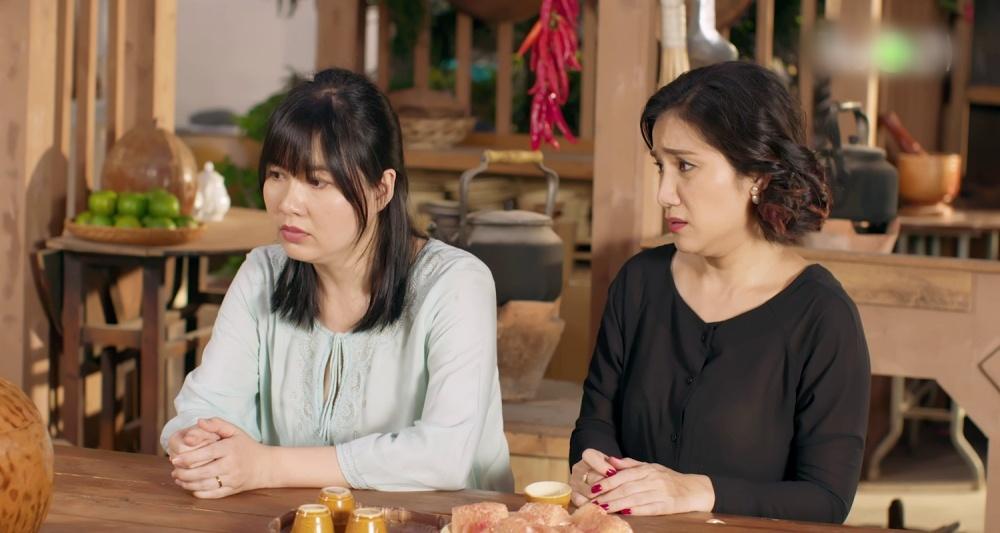 Gạo nếp gạo tẻ phần 2 tập 29: Thiếu gia Song Luân đột ngột quan tâm khiến Thúy Ngân than trời-12