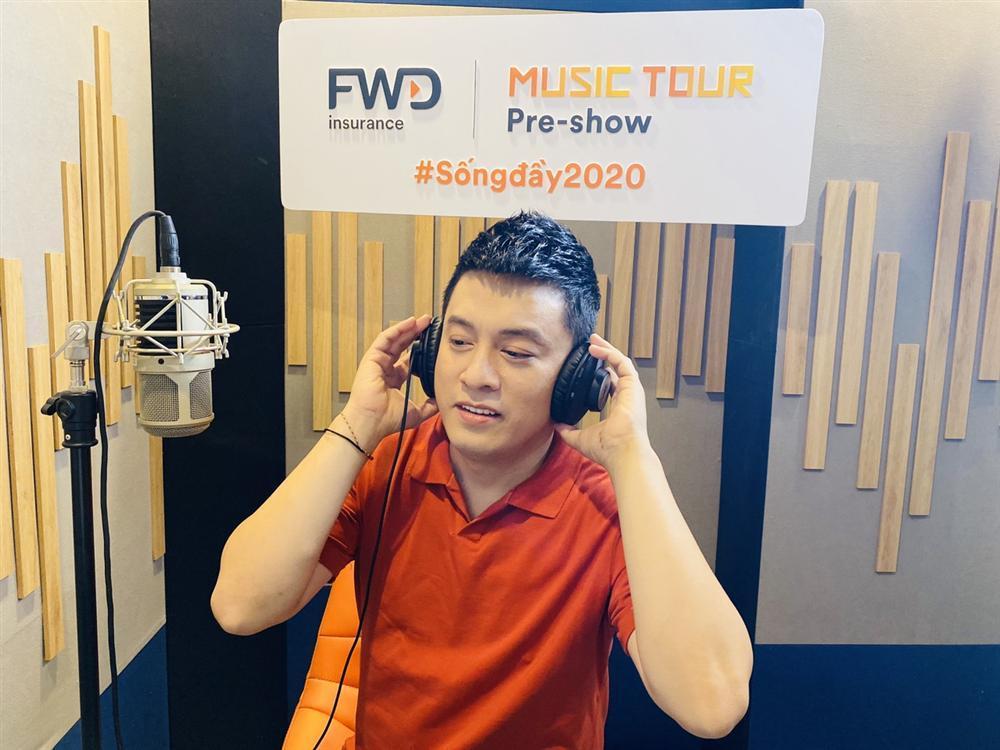 FWD Music Tour Pre-show: Lam Trường làm MC, lan tỏa tinh thần Sống đầy cổ vũ chống dịch Covid-19-1