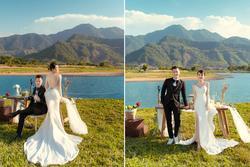 Gặp và yêu giữa '2 mùa Covid', cô dâu hotgirl vẫn hạnh phúc dù chàng chẳng cần ngôn tình