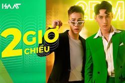 'Hoa mắt' với 5 anh chàng Isaac trong MV mới