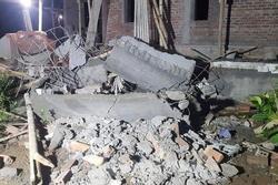 Thái Bình: Sập mái nhà đang thi công, 2 người tử vong, 2 người thương nặng